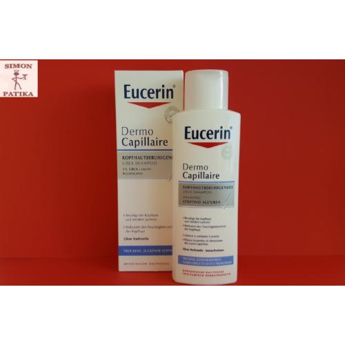 Eucerin DermoCapillare sampon 5% Urea 200ml