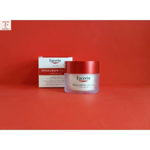 Eucerin Hyaluron-Filler + Volume Lift nappali arckrém normál, vegyes bőrre 50ml