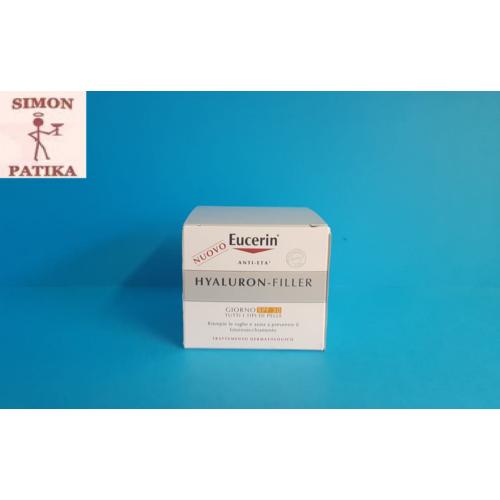 Eucerin Hyaluron-Filler nappali ráncfeltöltő arckrém F30