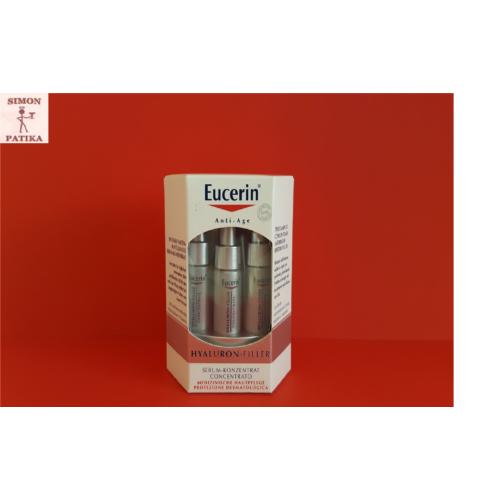 Eucerin Hyaluron-Filler Ráncfeltöltő szérum 6x5ml