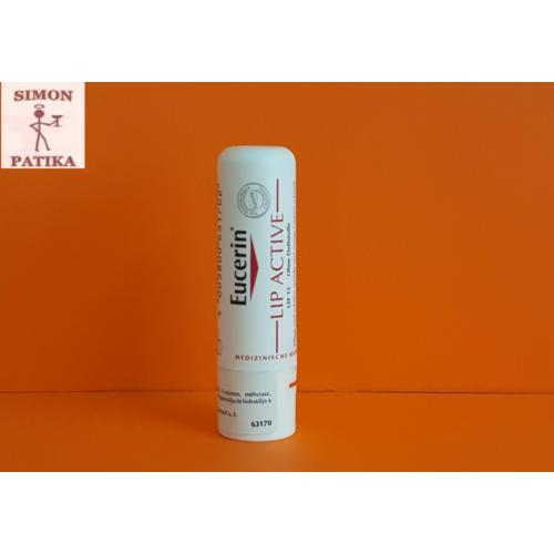 Eucerin pH5 Lip Aktív ajakápoló
