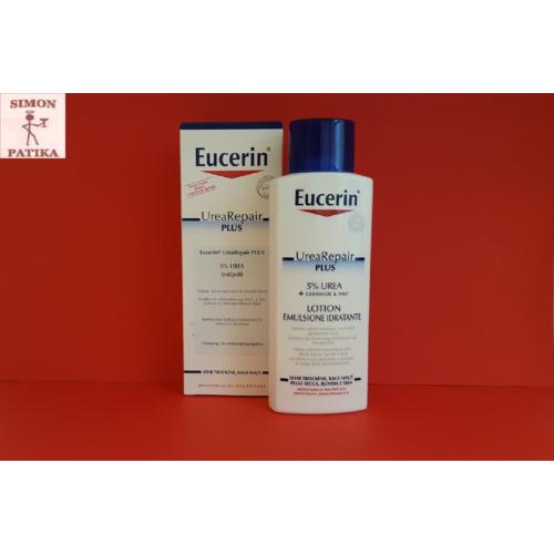 Eucerin UreaRepair Plus 5% Ureás testápoló 250ml