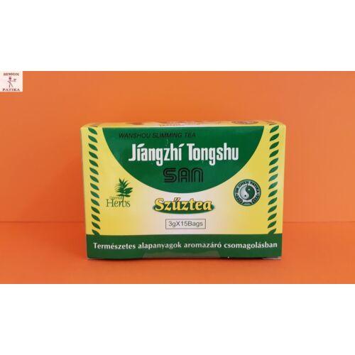 Szűztea Jiangzhi tea filteres 15db