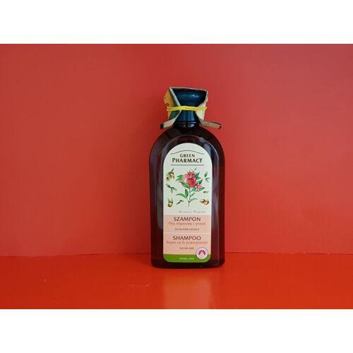 Green Pharmacy sampon száraz hajra 350ml