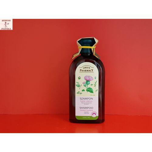 Green Pharmacy sampon hajhullás ellen 350ml