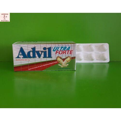 Advil Ultra Forte lágy kapszula 24db