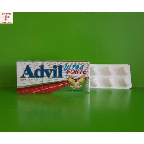 Advil Ultra Forte lágy kapszula 8db