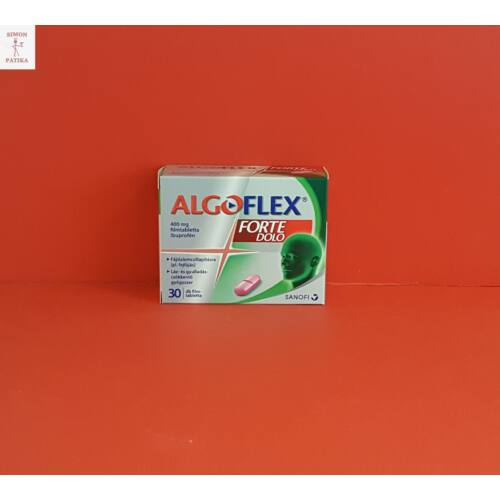 Algoflex Forte Dolo 400 mg filmtabletta 30db