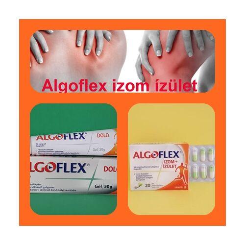 Algoflex izom izület csomag