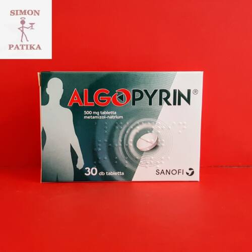 Algopyrin 500 mg tabletta 30db