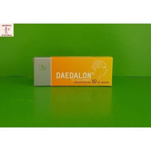 Daedalon tabletta 10db