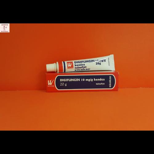 Digifungin 10 mg/g kenőcs