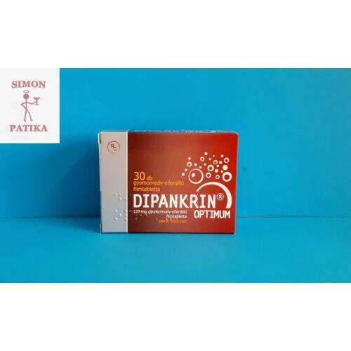 Dipankrin Optimum 120 mg tabletta 30db