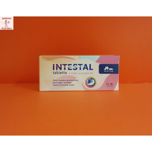 Intestal tabletta 21db