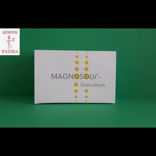 Magnosolv granulátum 30db