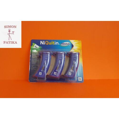 Niquitin Minitab 1,5 mg préselt szopogató tabletta 60db