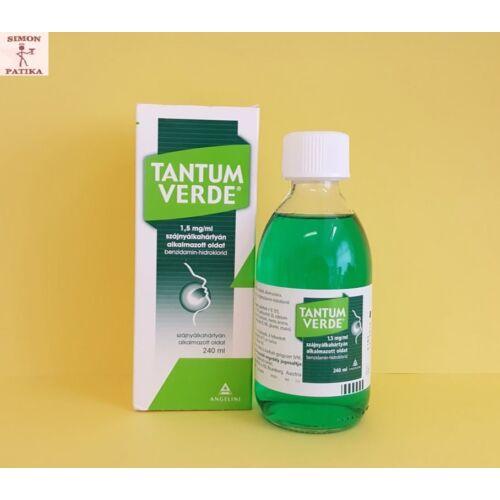 Tantum Verde oldat 240ml