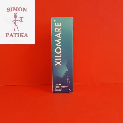 Xilomare 1 mg/ml oldatos orrspray 10ml