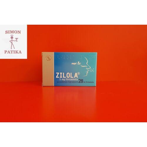 Zilola 5 mg filmtabletta 28db