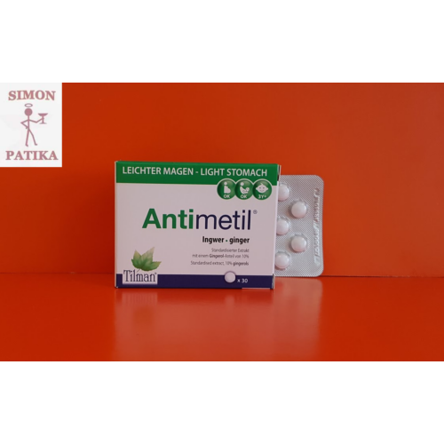 Antimetil tabletta 30db