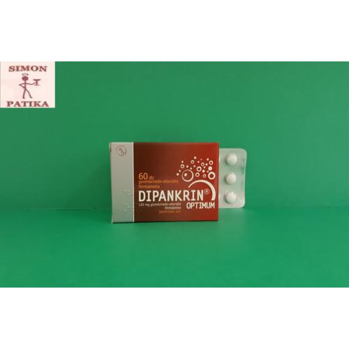 Dipankrin Optimum 120 mg tabletta 60db