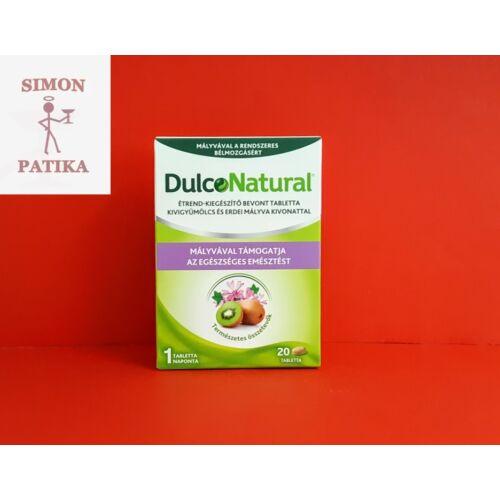DulcoNatural tabletta 20db