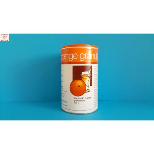 Mucofalk Orange granulátum 150g
