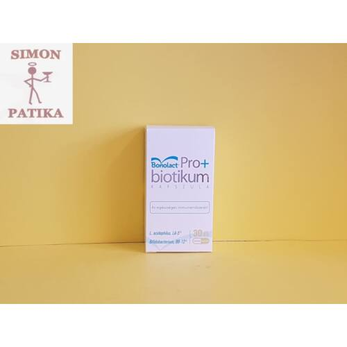 Bonolact Pro+Biotikum kapszula 30db