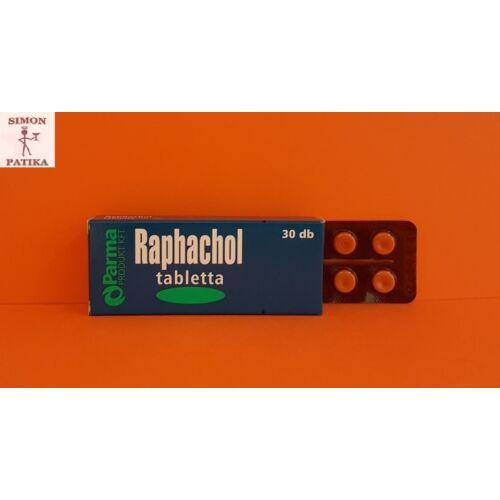 Raphachol tabletta 30db