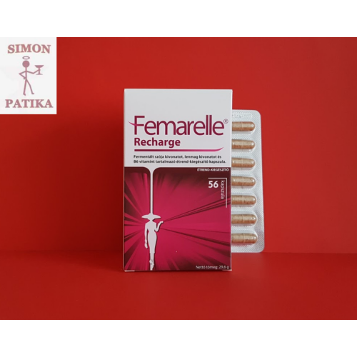 Femarelle Recharge kapszula 56db