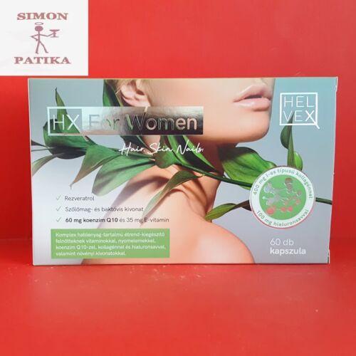 Helvex For Women Hair Skin Nails kapszula 60db