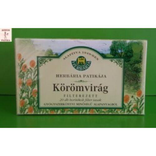 Herbária Körömvirág tea filteres 20db