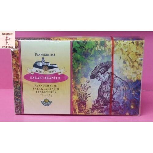 Pannonhalmi Salaktalanító tea 20db