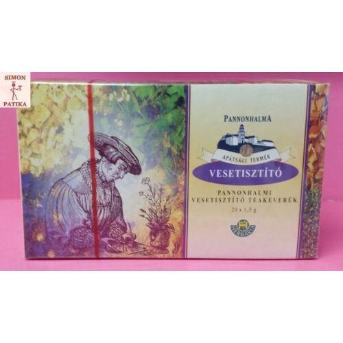 Pannonhalmi Vesetisztító tea 20db