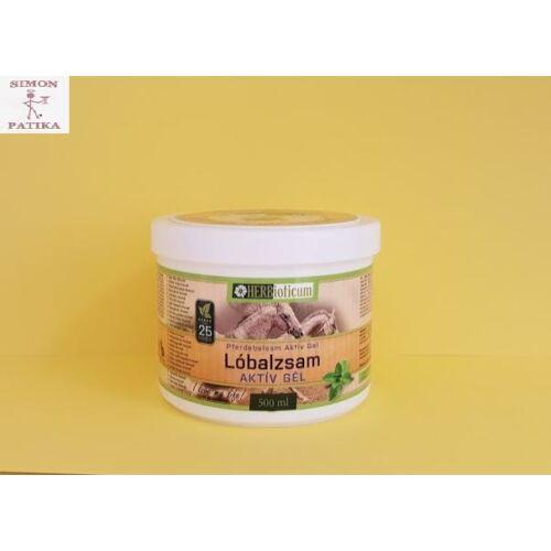 Herbioticum Lóbalzsam / Pferdebalzsam/  Aktív gél 500ml
