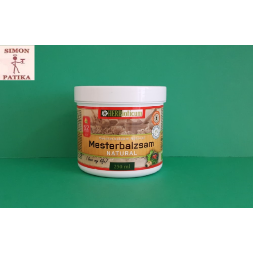 Herbioticum Mesterbalzsam Natural 250ml