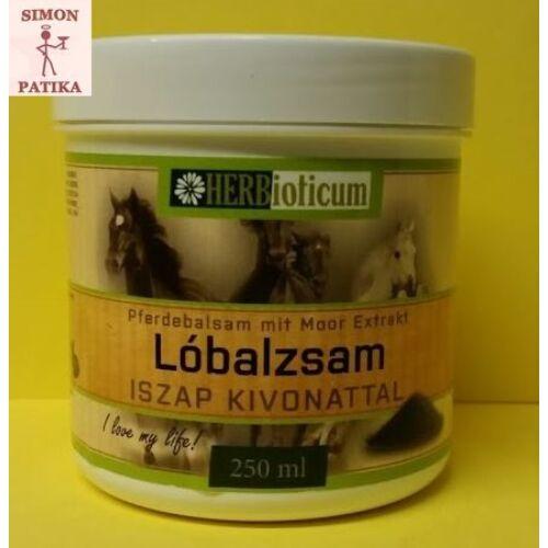 Herbioticum Lóbalzsam iszap kivonattal 250ml