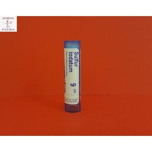 Sulfur iodatum C9 Boiron 4g