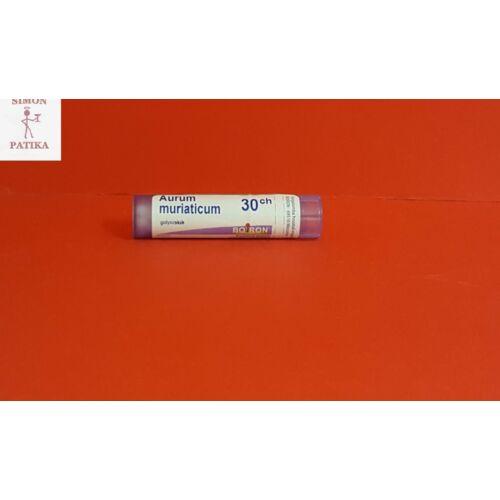 Aurum muriaticum C30 Boiron 4g