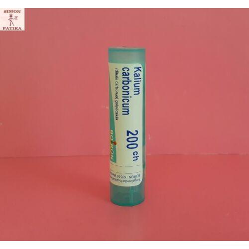 Kalium carbonicum C200 Boiron 4g