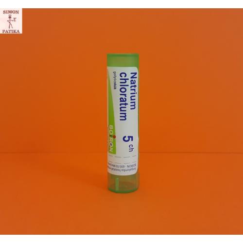 Natrium chloratum C5 Boiron 4g