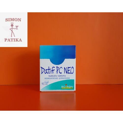 Datif PC NEO bukkális tabletta 90db