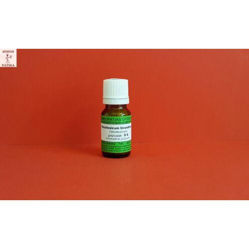 Vincetoxicum hirundinaria golyócskák D 6 10g