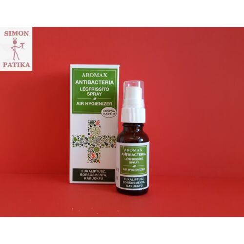 Aromax antibacteria légfertőtlenítő eukaliptusz-borsmenta-kakukkfű