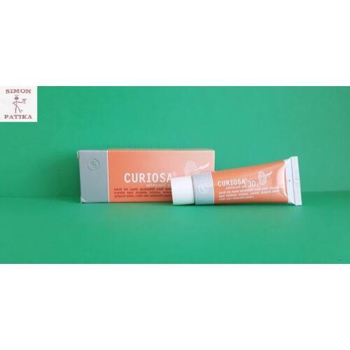 Curiosa sebkezelő gél 30g