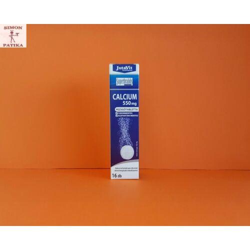 JutaVit Calcium 550 mg pezsgőtabletta 16db