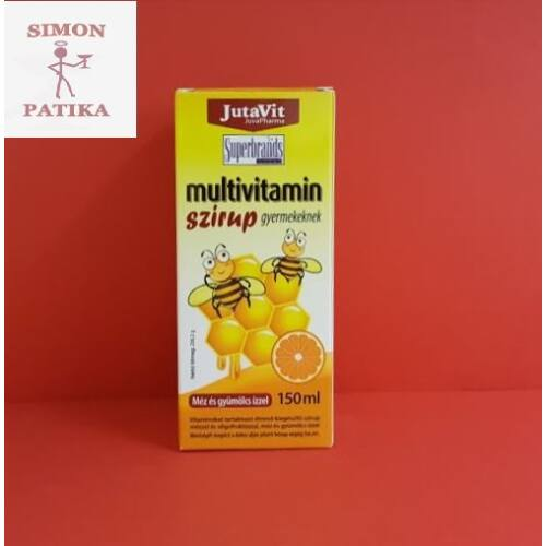Jutavit Multivitamin szirup 150ml