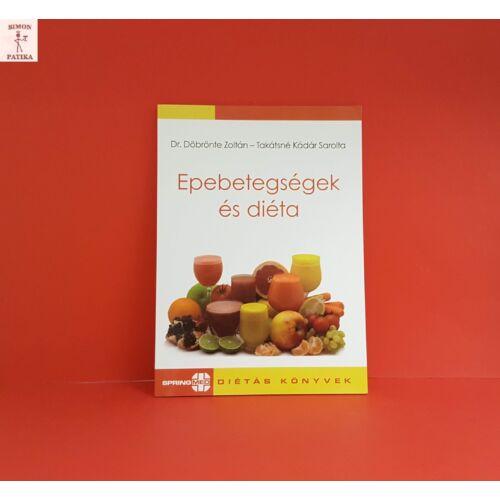 Könyv: Epebetegségek és diéta