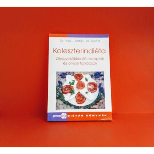 Könyv: Koleszterindiéta