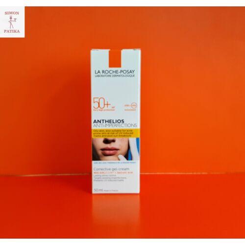 ANTHELIOS Anti-acne gél-krém SPF50+